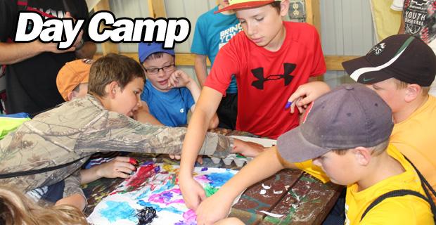Day Camp Header