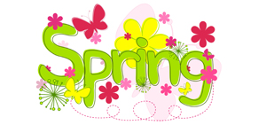Spring Graphic for web